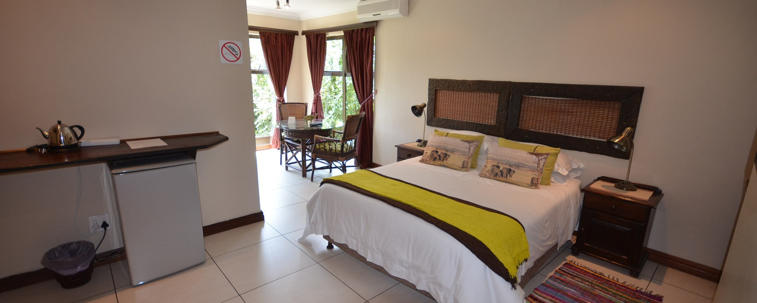 Welcome to El Cazador Guest House